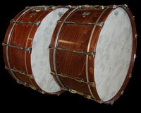 Orchester_bassdrums