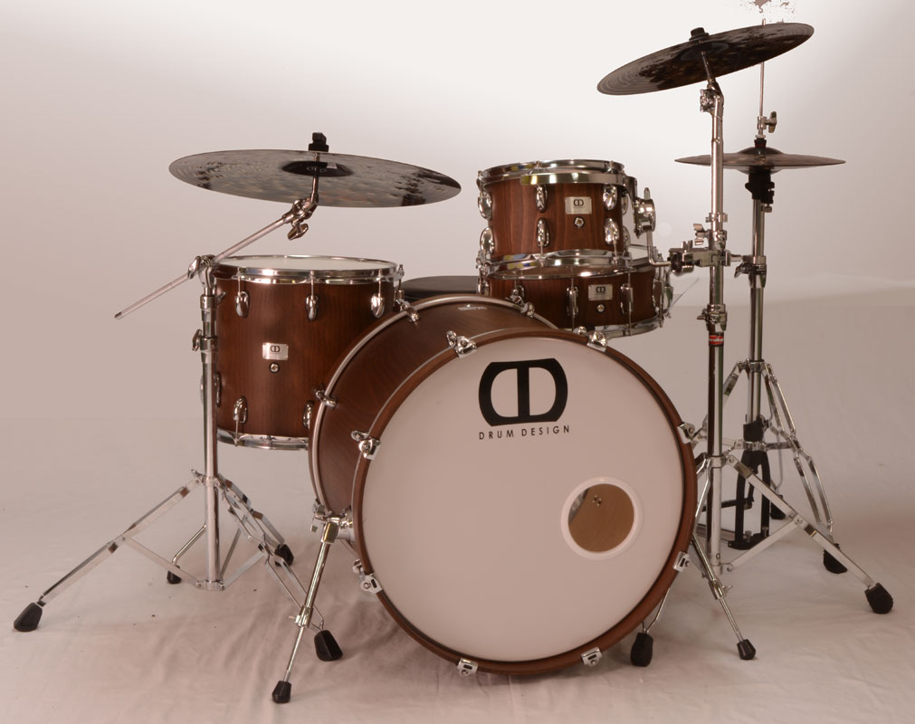 BX-Master Drumset Tabacco Satin Oil